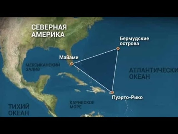 Бермудский треугольник Документальный фильм