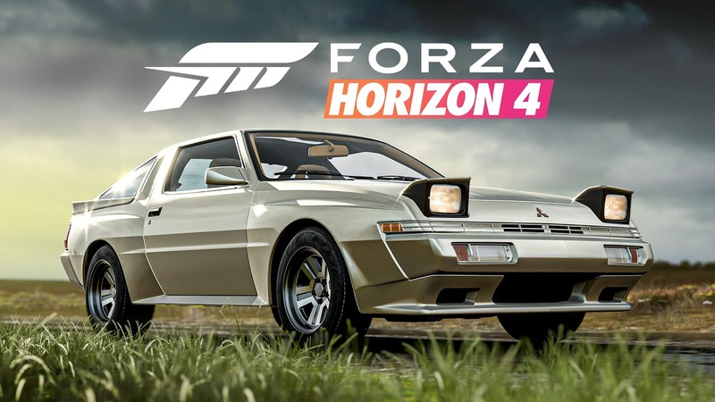 Forza Horizon 4 | Series 22 - 1988 Mitsubishi Starion ESI-R