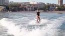 Активный отдых. Вейкборд и водный лыжи в Геленджике