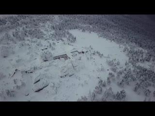 Фотограф из Екатеринбурга Станислав Белоглазов снял на видео буддистский монастырь на вершине горы Качканар