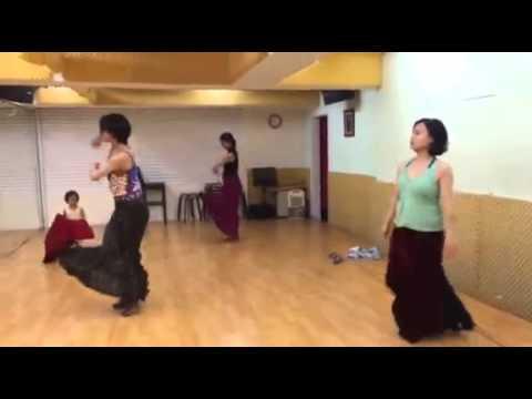 佛朗明哥 舞蹈入門班 tangos de titi
