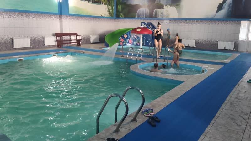 Индивидуальные тренировки по плаванию для детей от 3 ёх лет mp4