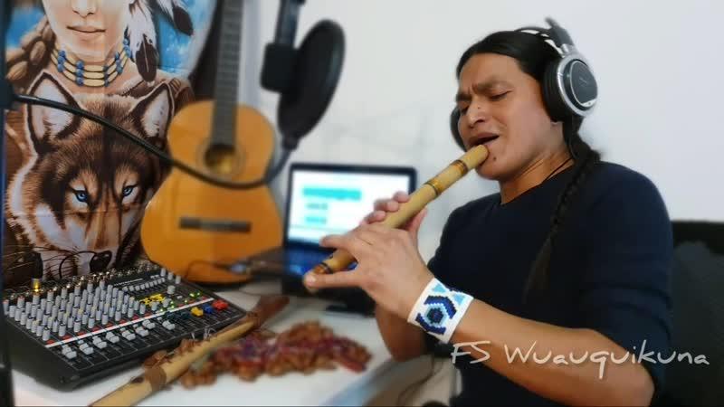Panflute music Killing me softly by Wuauquikuna