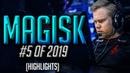 Magisk - INSANE PERFORMANCE - HLTVs 5 Of 2019 CSGO