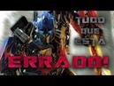 Tudo de errado com Transformers: A Vingança dos Derrotados CinemaSins