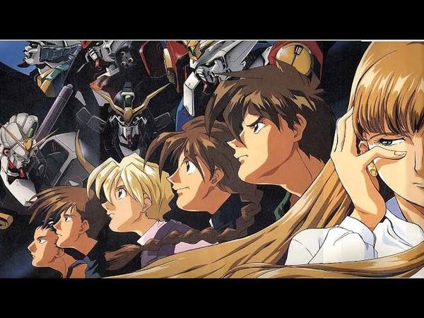 Обзор вселенной Gundam. Часть 12: Gundam Wing
