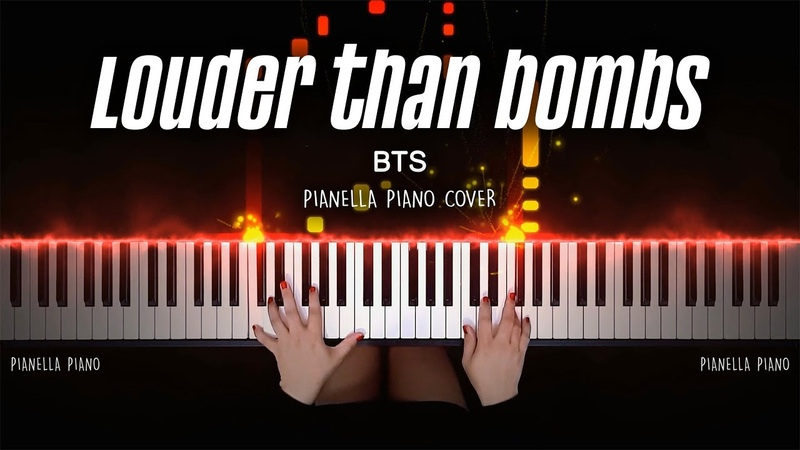 BTS Louder than bombs Piano Cover by Pianella Piano