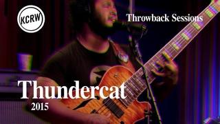 Thundercat - Full Performance - Live on KCRW, 2015
