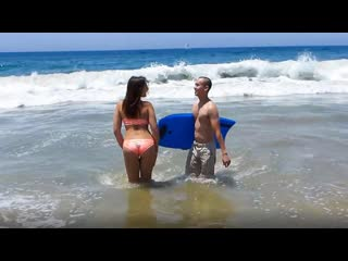 Teamskeet - James Bang Fucks Thick White Girl, Blair from the beach in Sunny California / Blair Williams