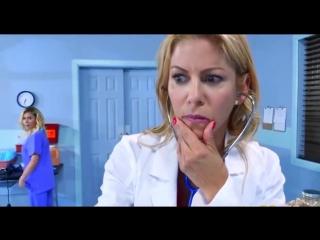 Alexis Fawx Marsha May Threesome with horny nurses in hospital r