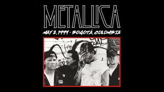 Metallica: Live in Bogotá, Colombia - May 2, 1999 (Full Concert)