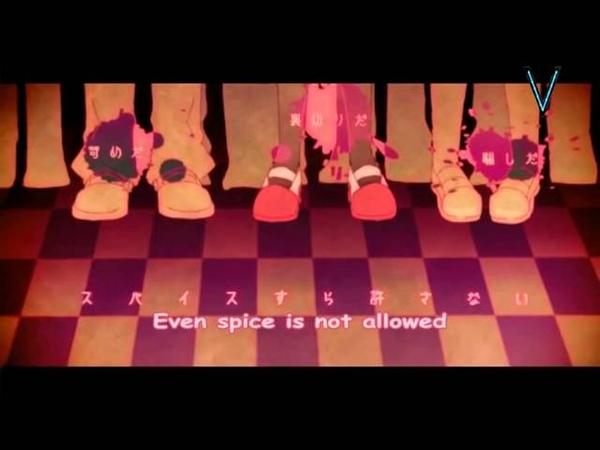 IA Revenge Syndrome Vocaloid Cafe