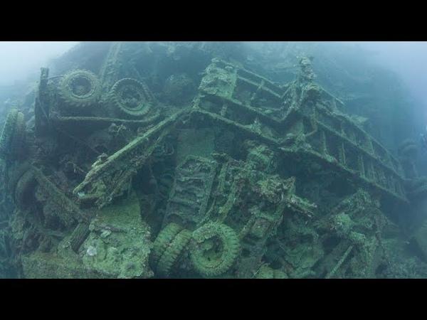 Концы в воду или зачем американцы в 1947 году топили в океане технику стоимостью в миллионы долларов