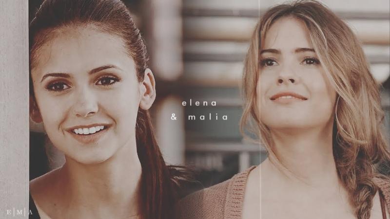 Elena malia i cant be with you [teen wolf x tvd]
