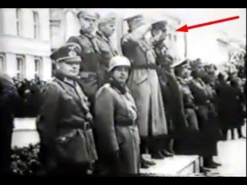 Совместный парад Вермахта и РККА 22 09 1939 Брест Фэйк от доброго дедушки ГЕББЕЛЬСА