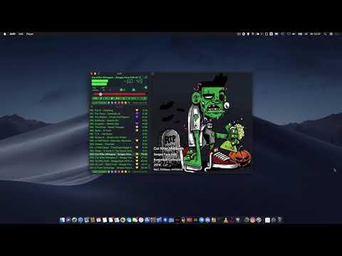 AMP player - best audio player for macOS, alternative VOX, Winamp, iTunes, Aimp, foobar2000
