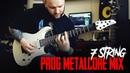7 String Progressve Metalcore Mix || Carvin DC700 | ARB Knock Rail | Mercuriall U530
