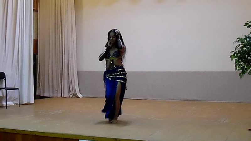 Танец Огонь в пустыне Оксаша