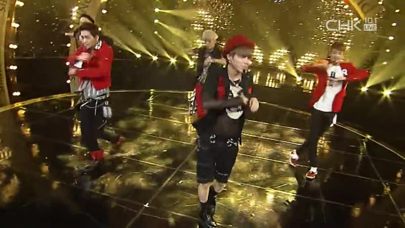 HD LIVE 130526 SHINee 샤이니 Why So Serious @ SBS Inkigayo
