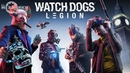 Watch Dogs Legion - Trailer Русский трейлер 4K 120 FPS