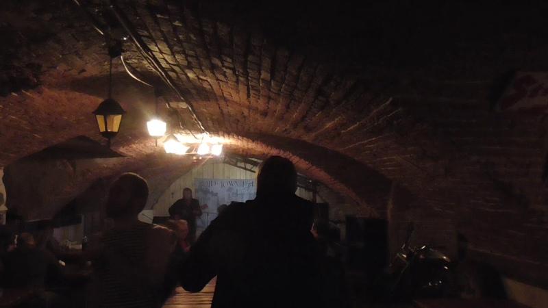 Шурик Рок н Ролл Грязный Гарри концерт в Москве в ОлдТаунБар 13 12 2020 S2450004