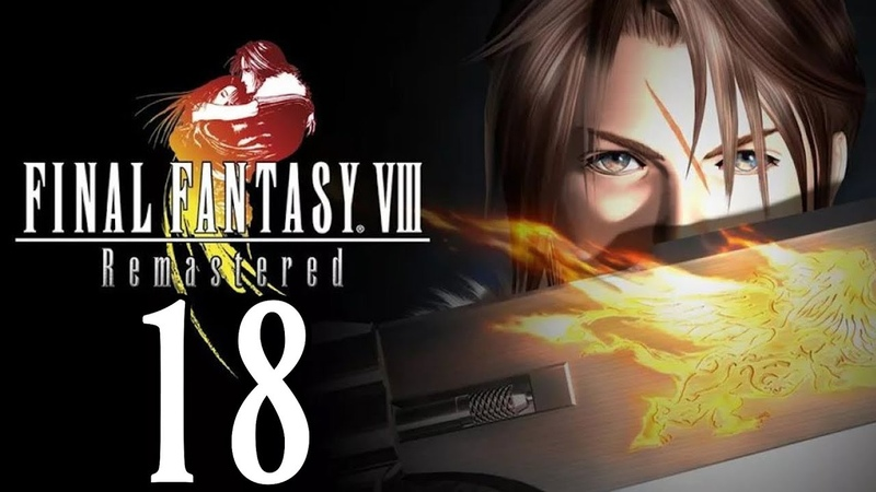 Let's Play Final Fantasy VIII Remastered 18 Die Selphie Band Gameplay German Full HD