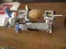 Картофелечистка из LEGO