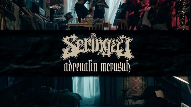 SERINGAI Adrenalin Merusuh (Official Music Video feat. Iko Uwais)