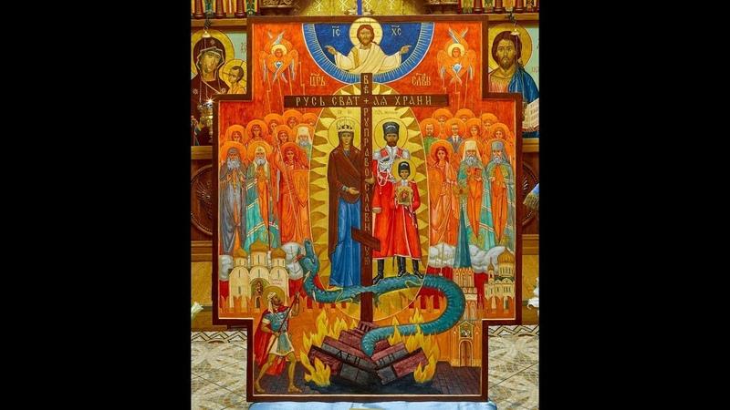 Молитва перед иконой Божией Матери Непобедимая Победа Сестрорецкая