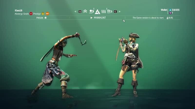Assassins Creed IV Black Flag - Когда твои тиммейты пошли в другую команду
