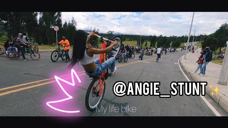 ANGIE STUNT✨ Power Girls ⚡️