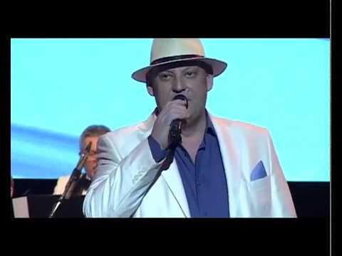 Концерт Игоря Князя в сопровождении Джаз бенда Югра 2016 г
