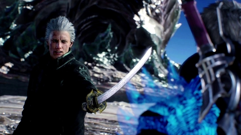 Devil May Cry 5 OST - Silver Bullet Extended (Updated) Nero vs Vergil Fight Theme