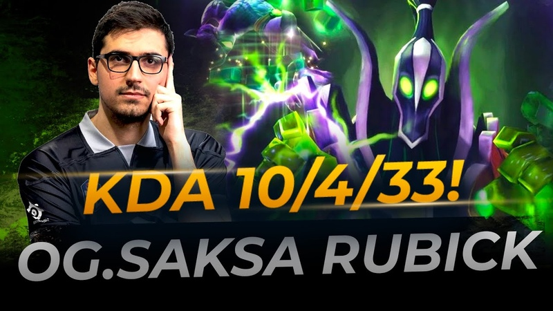Rubick Full Gameplay Dota 2 Replay