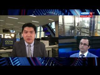 Корреспондент CGTN опроверг обвинения США в создании COVID-19