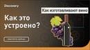 Как изготавливают вино Как это сделано Discovery Channel