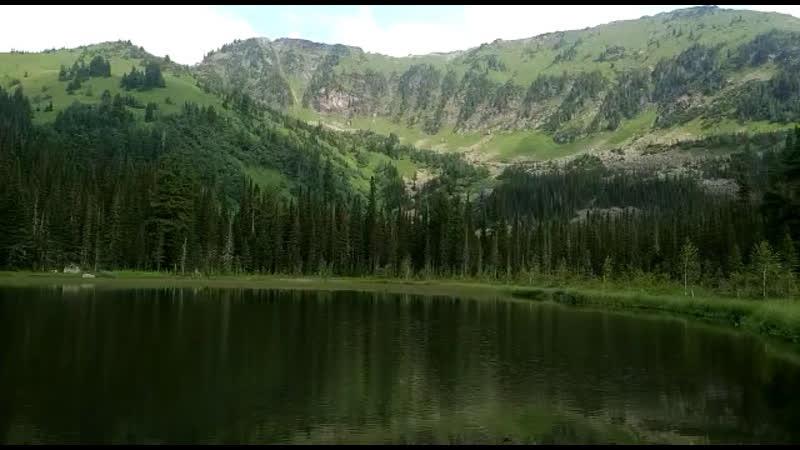 Наедине с природой О перевал