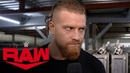 Will Aleister Black feel Murphy's Law tonight?: Raw Exclusive, Dec. 30, 2019