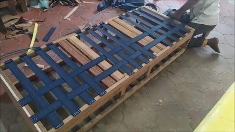 How to Make Sofa Step by step Import model sofa set making Sofa couch making belt cushion