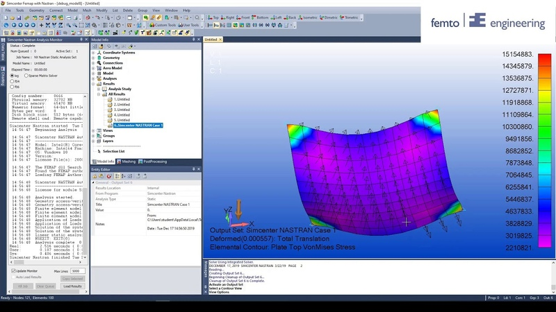 How to debug your Femap PART 8 unexpected steps in stress results