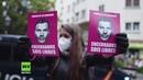 Sie haben die Corona-Maßnahmen satt: Fünfter Tag in Folge wütender Protest in Madrid