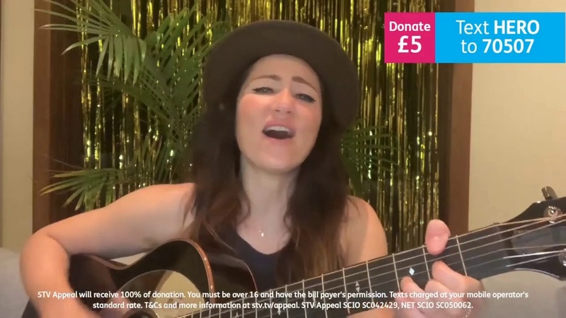 KT Tunstall - STV Childrens Appeal 2020 - 01 - Anything At All