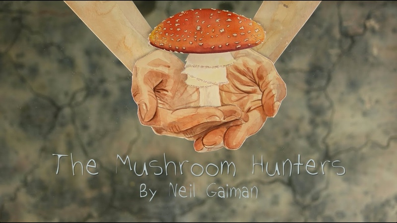 The Mushroom Hunters by Neil Gaiman read by Amanda Palmer with music by Jherek Bischoff