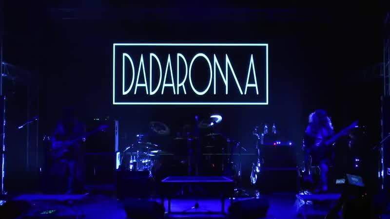 DADAROMA ONE MAN TOUR「POINT OF NO RETURN」緊急生配信無観客ライブ 2020.05.20