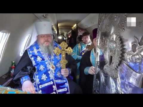 Митрополит на самолете молится против коронавируса в Поморье   29.RU