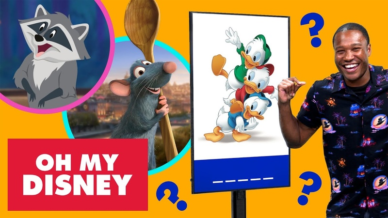Fans Try to Spell the Hardest Disney Words Let's Talk Disney