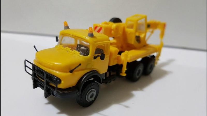 My 1 87 Collections Kibri Trucks