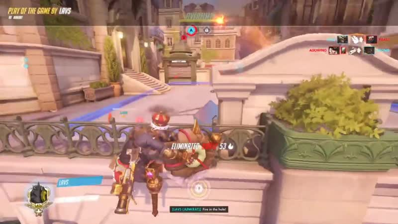 Probably the most Junkrat thing you'll see today Watch till end 🤣