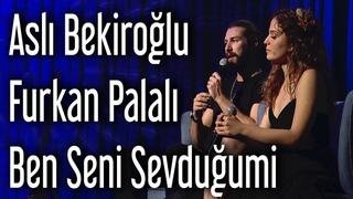 Taksim Trio - Furkan Palal & Asl Bekirolu - Ben Seni Sevduumi