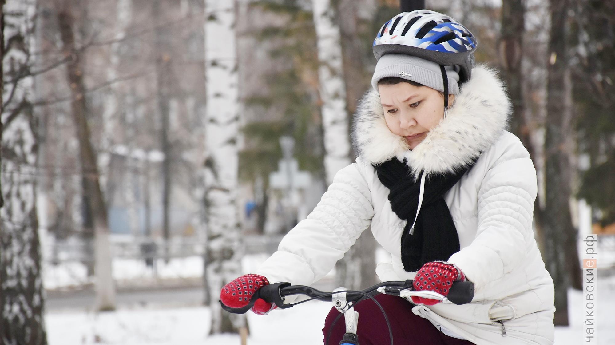снежная гонка, трициклы, чайковский район, 2019 год